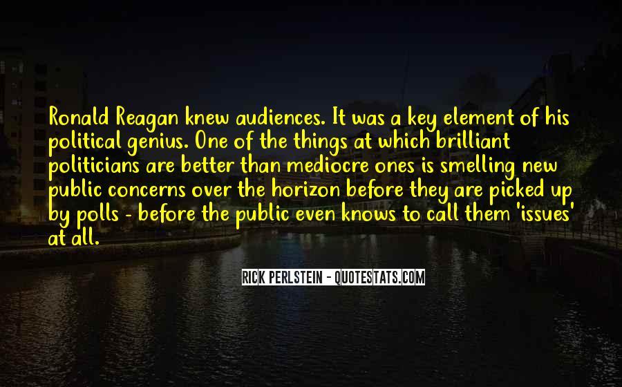 Over The Horizon Quotes #384477