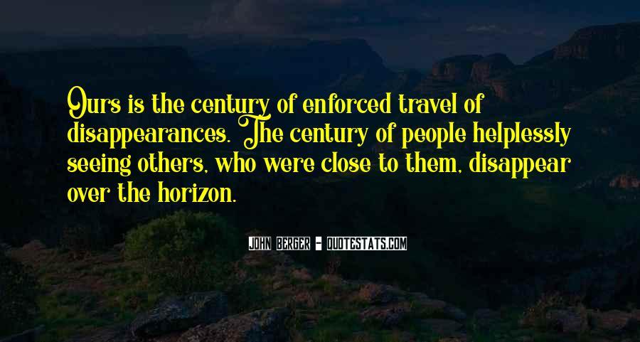 Over The Horizon Quotes #458751