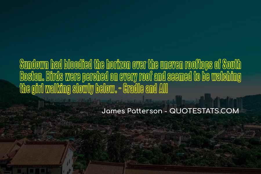 Over The Horizon Quotes #726109