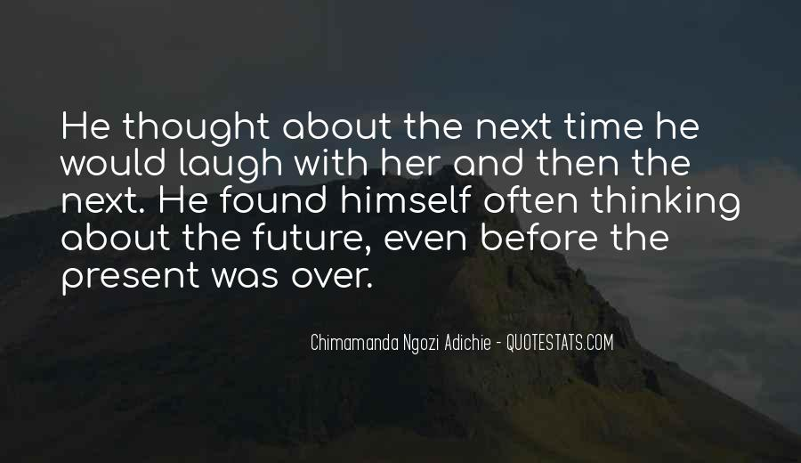 Over Thinking Love Quotes #1818873