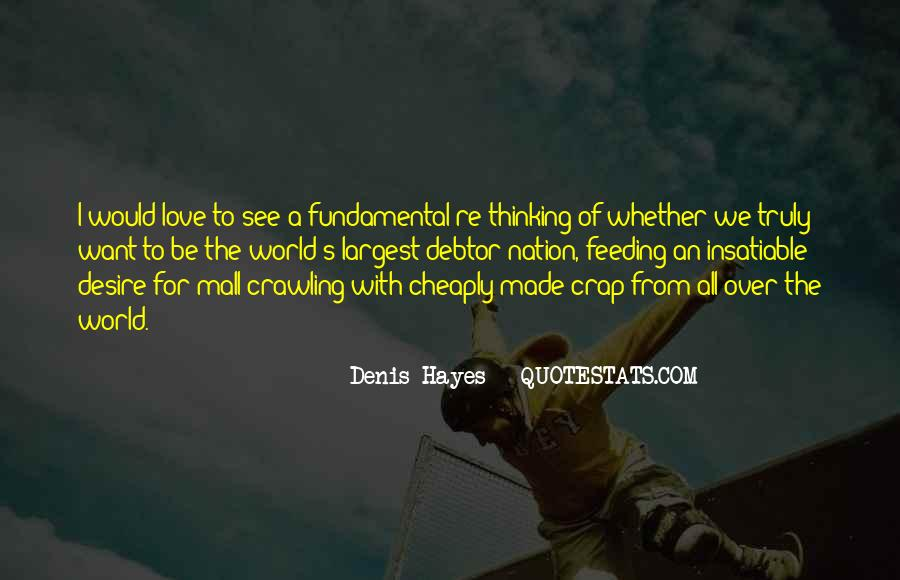Over Thinking Love Quotes #271130