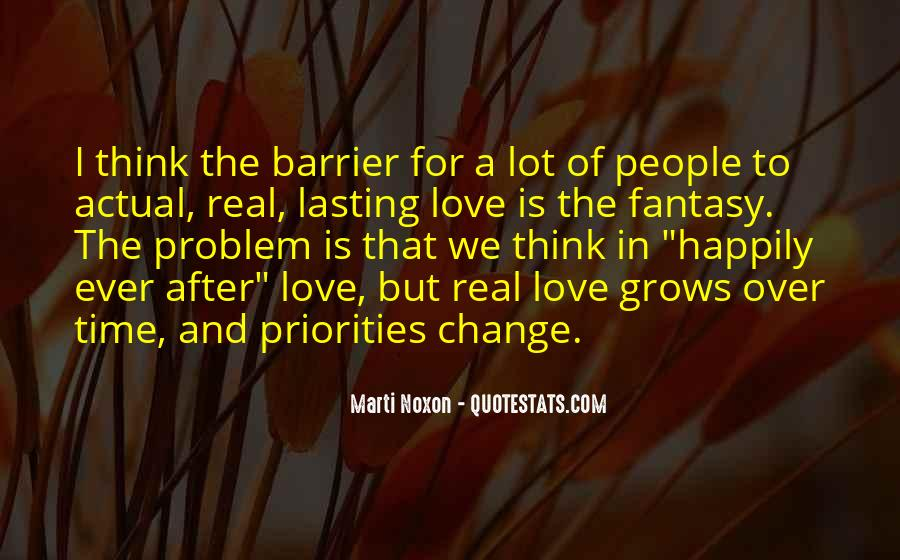Over Thinking Love Quotes #434474