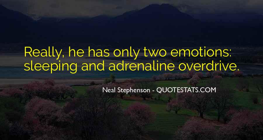 Overdrive Quotes #1098718