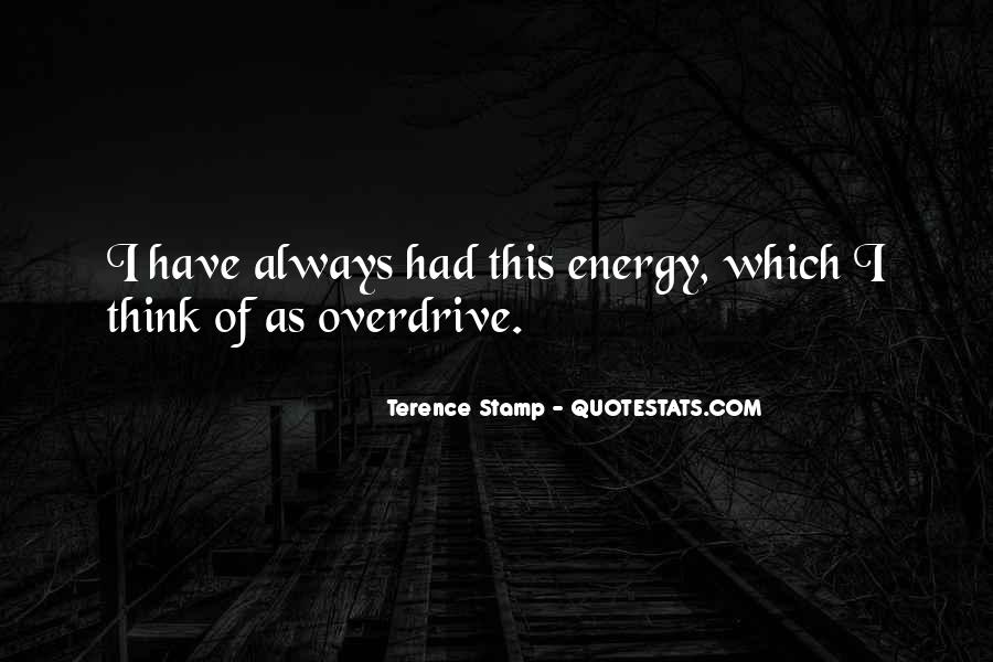 Overdrive Quotes #1831859