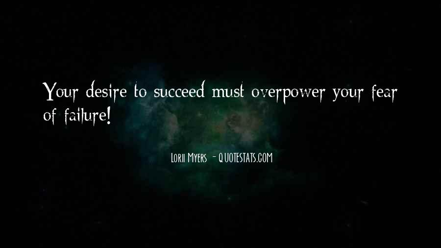 Overpower Quotes #270053