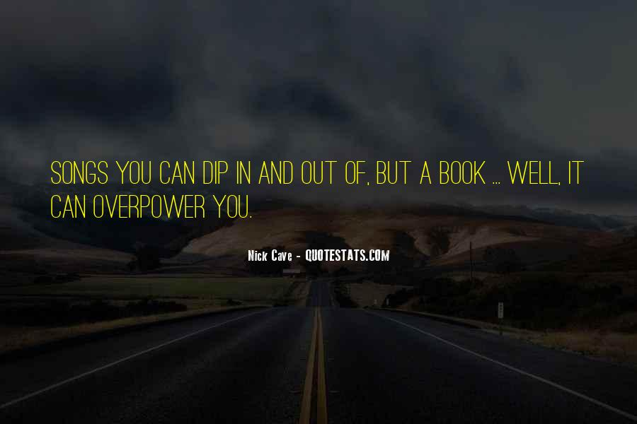 Overpower Quotes #351938