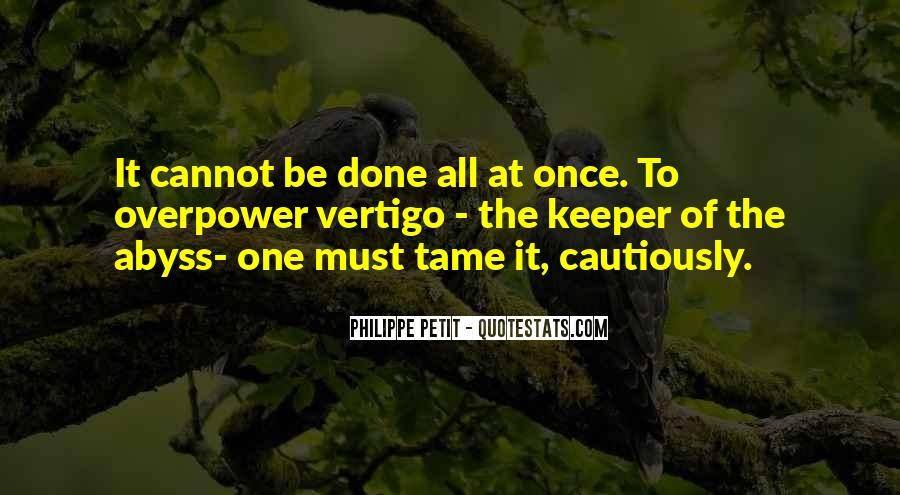 Overpower Quotes #49040