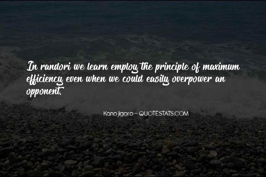 Overpower Quotes #726265