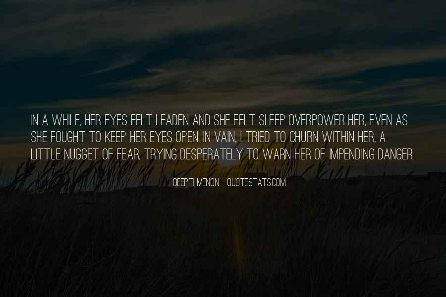Overpower Quotes #768397