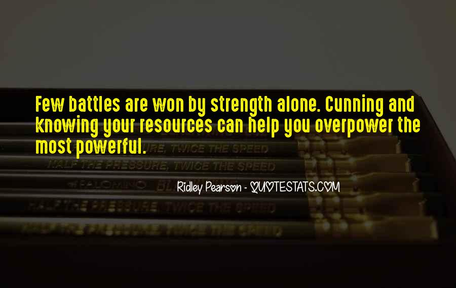 Overpower Quotes #814748