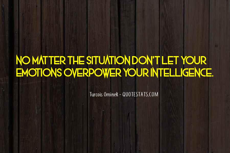 Overpower Quotes #945754