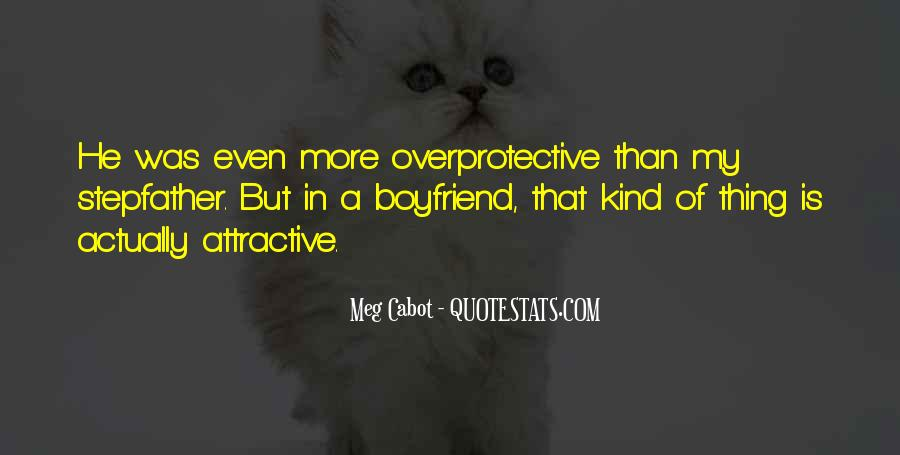Overprotective Quotes #64516