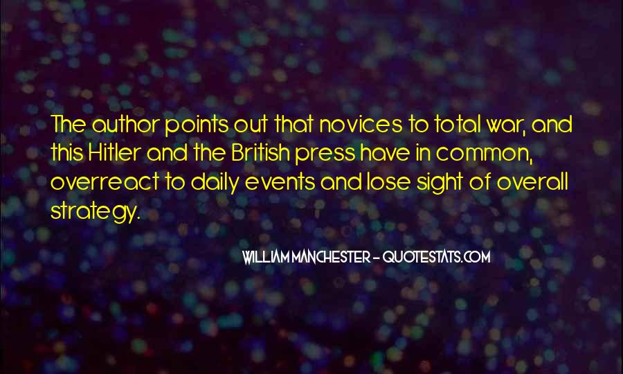 Overreact Quotes #1695039