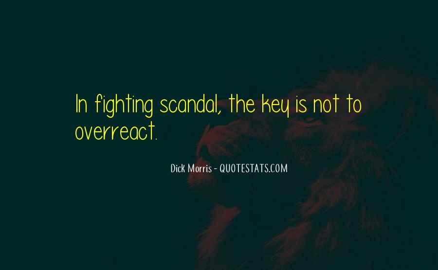 Overreact Quotes #293403