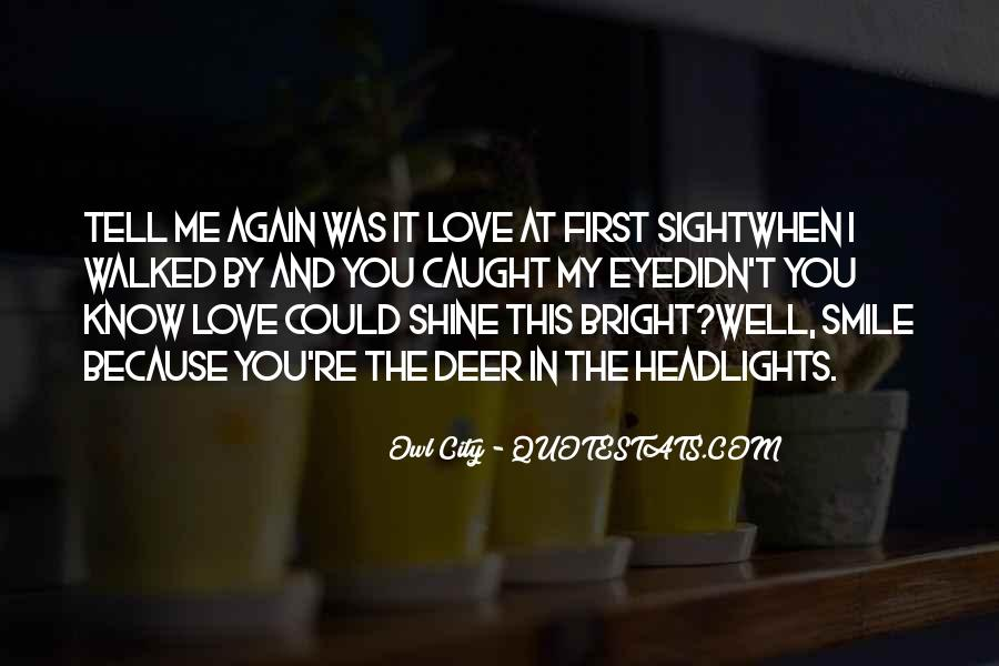 Owl City Love Quotes #1392920