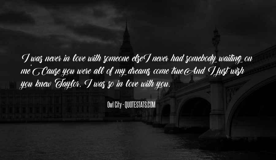 Owl City Love Quotes #371726