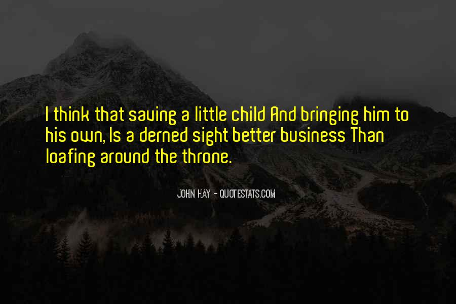 Own A Business Quotes #315778