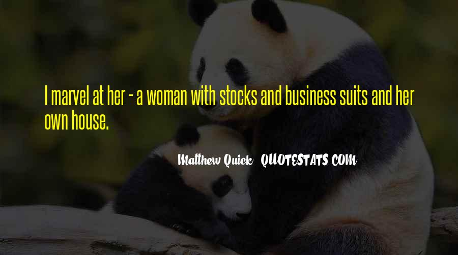 Own A Business Quotes #351790