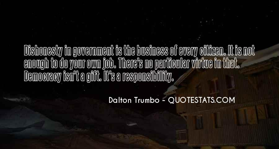 Own A Business Quotes #379697