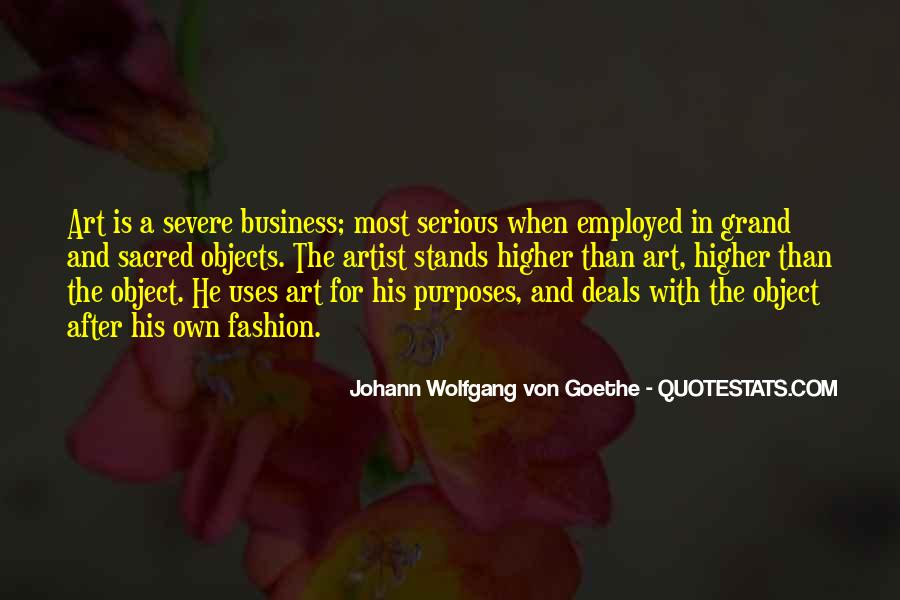 Own A Business Quotes #389036