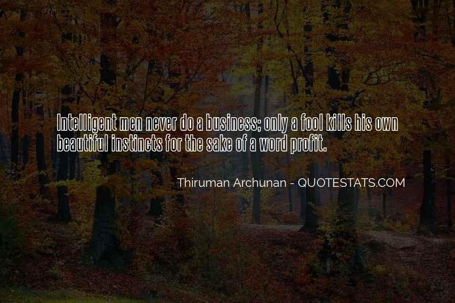 Own A Business Quotes #483525