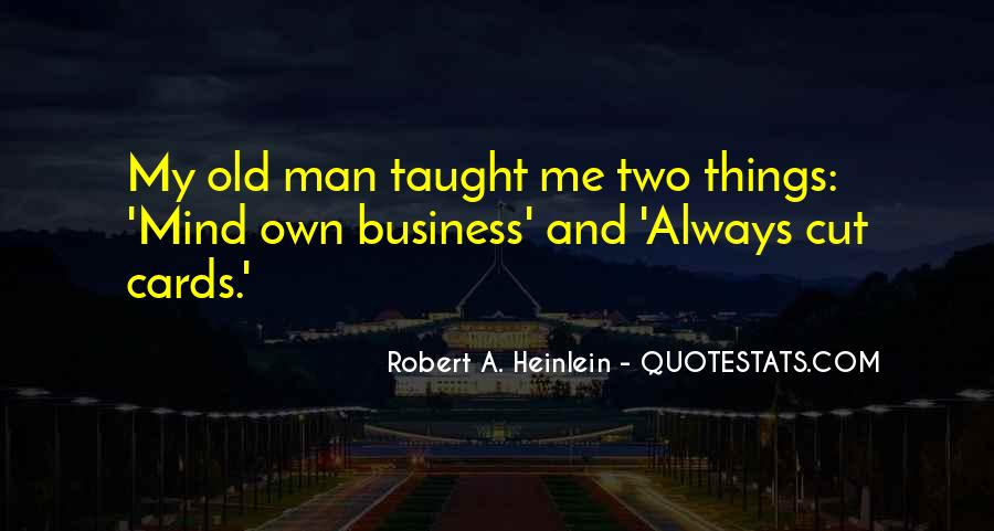 Own A Business Quotes #492408
