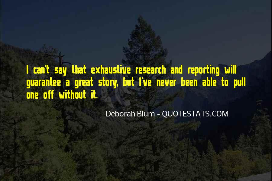 Quotes About Blum #1155600