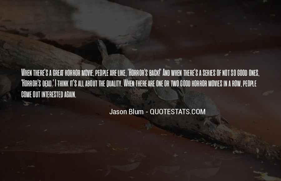 Quotes About Blum #1183537
