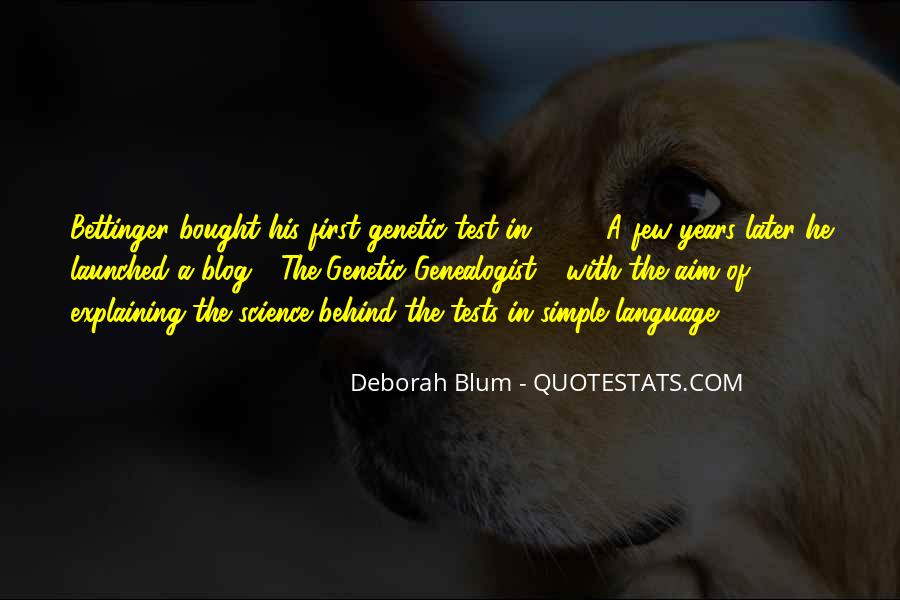 Quotes About Blum #428474