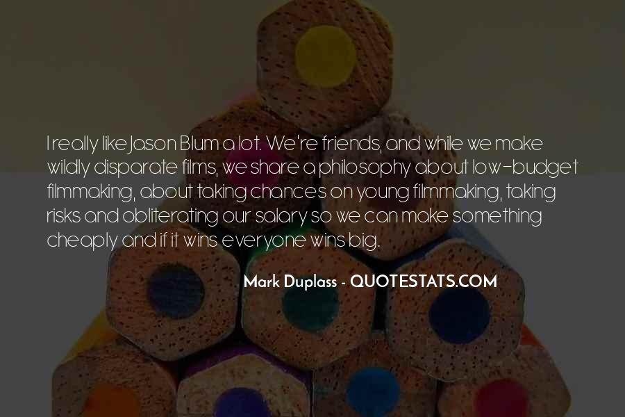 Quotes About Blum #525235