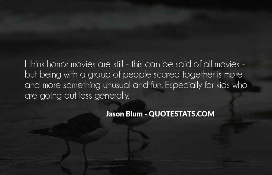 Quotes About Blum #624975