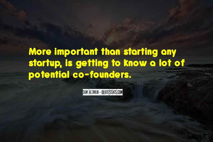 P.e.o. Founders Quotes #118220