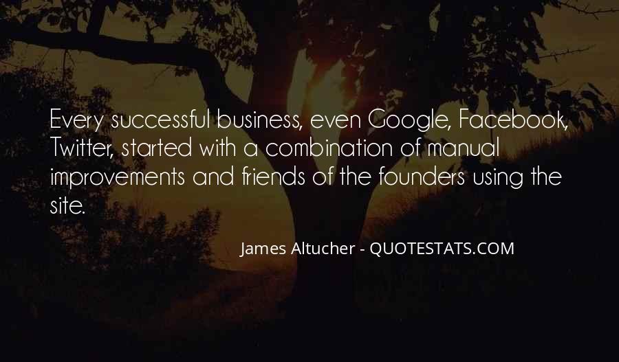 P.e.o. Founders Quotes #179181
