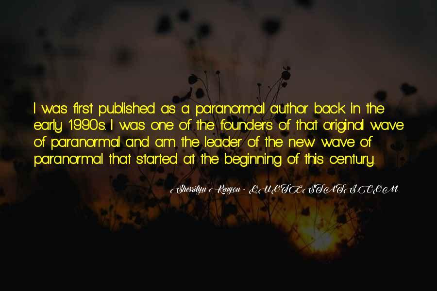P.e.o. Founders Quotes #179892