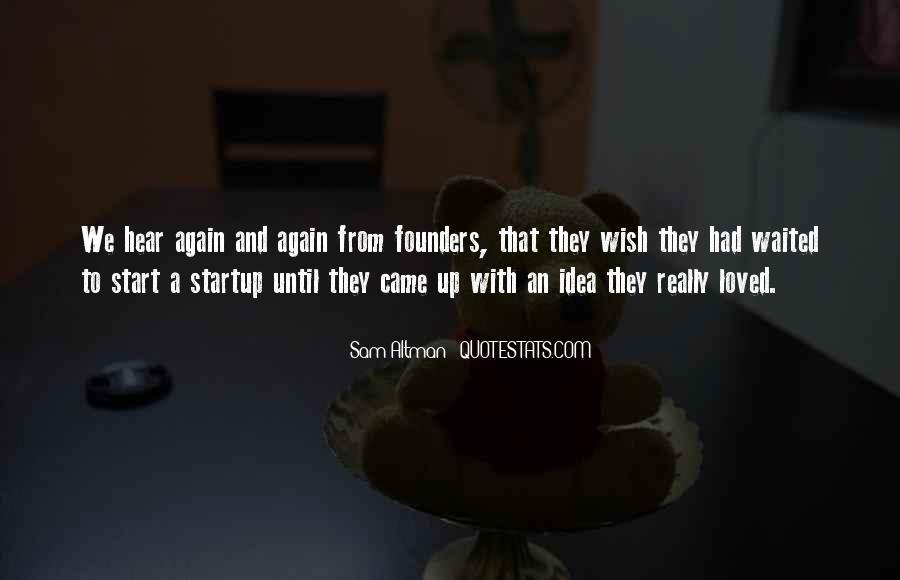 P.e.o. Founders Quotes #30661