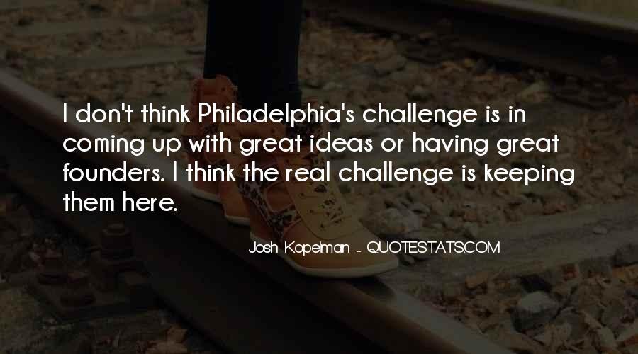 P.e.o. Founders Quotes #48995