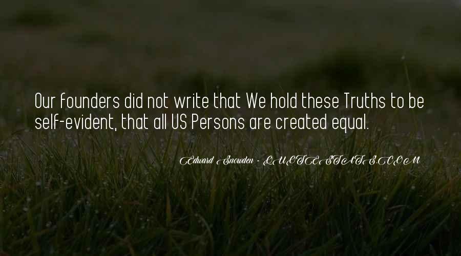 P.e.o. Founders Quotes #54345