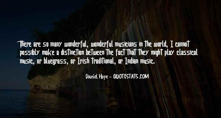 Quotes About Bluegrass Music #1451177