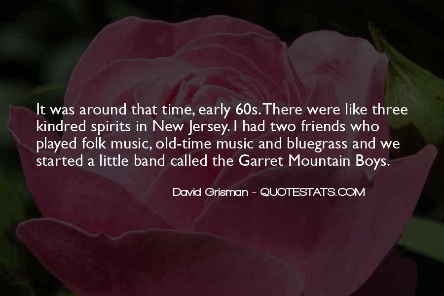 Quotes About Bluegrass Music #1727811