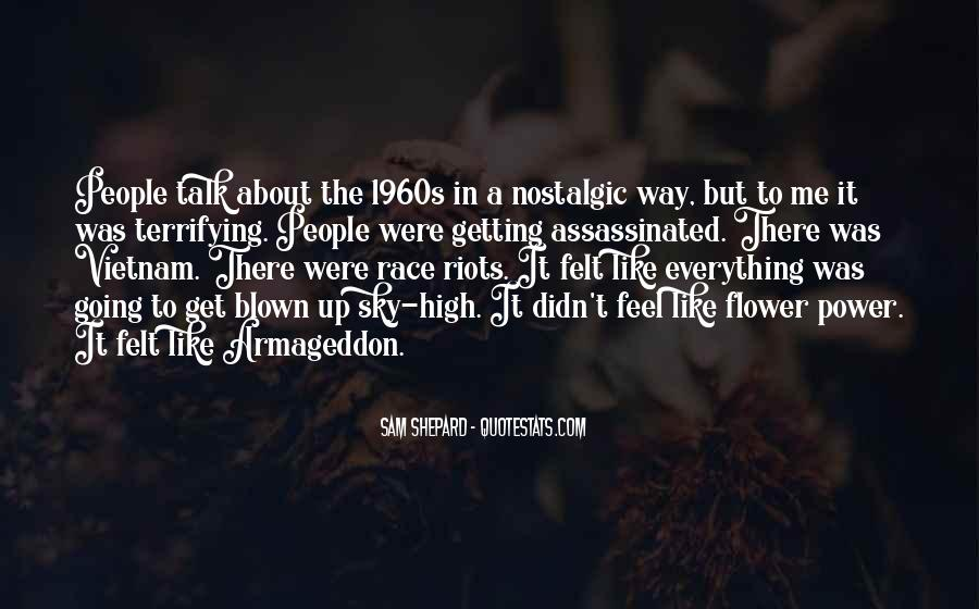 Quotes About Blown #200108