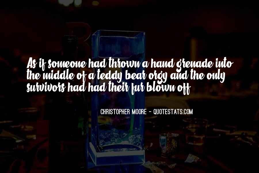 Quotes About Blown #207020