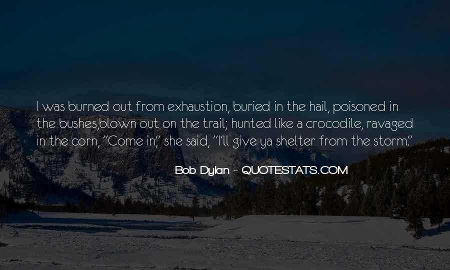 Quotes About Blown #3640