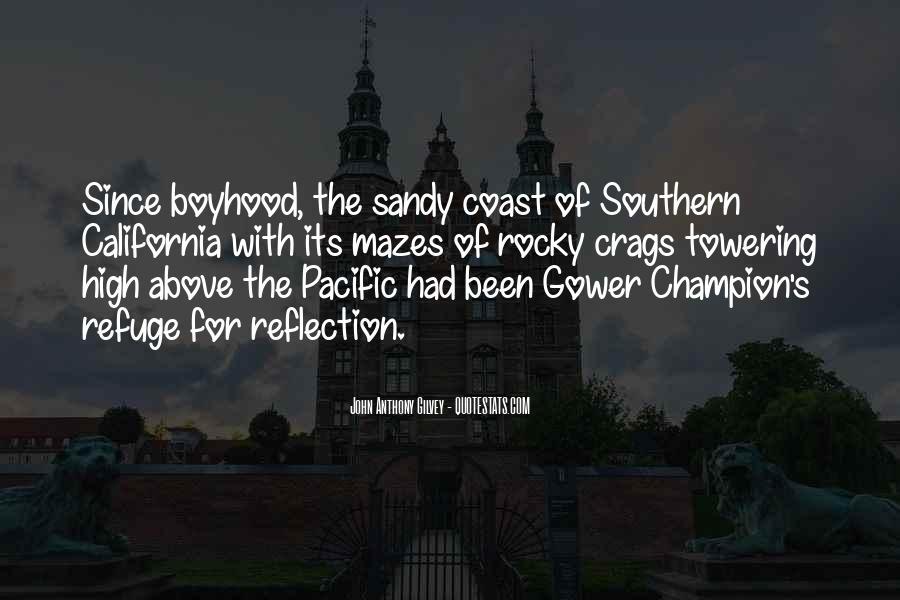 Pacific Coast Quotes #1789192