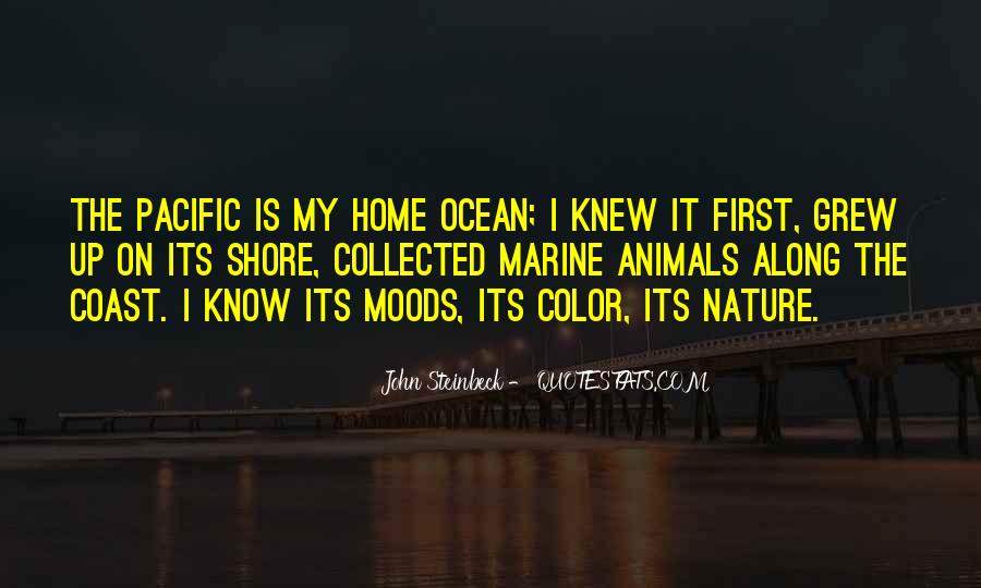 Pacific Coast Quotes #242411