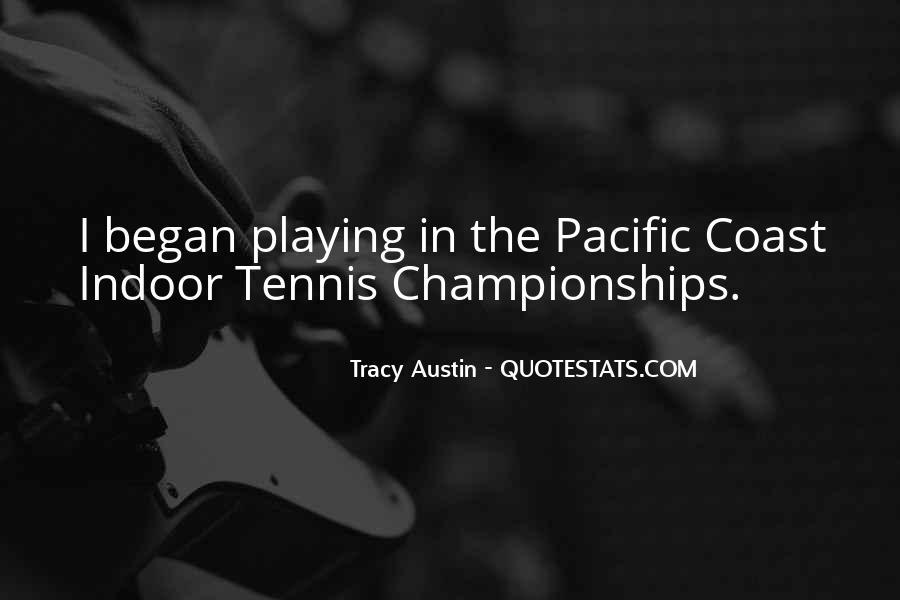 Pacific Coast Quotes #380044