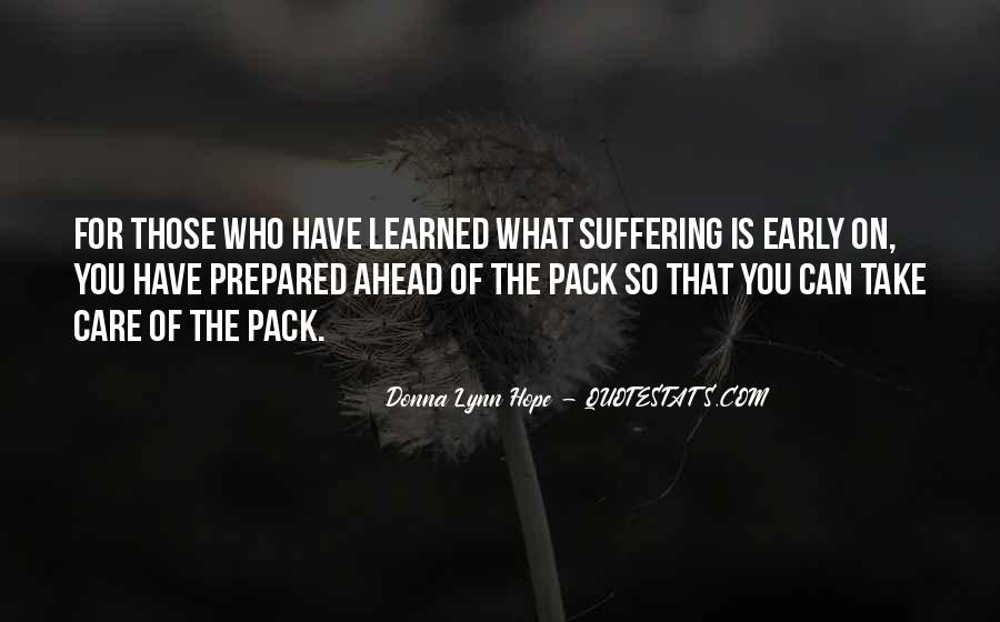 Pack Quotes #124371