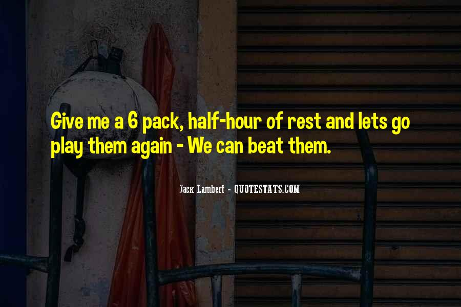 Pack Quotes #187198