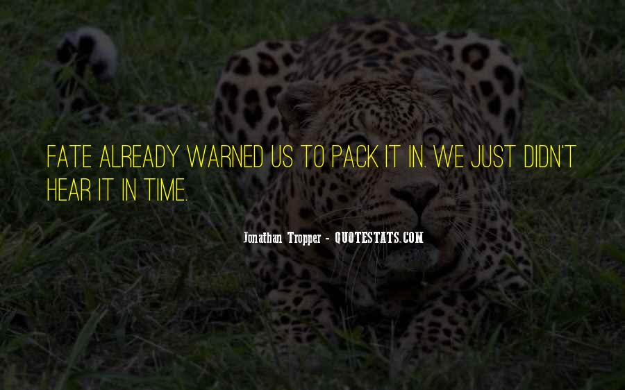 Pack Quotes #82448
