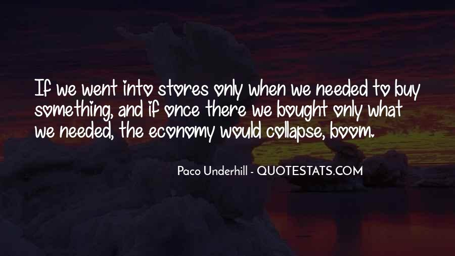 Paco Underhill Why We Buy Quotes #532813
