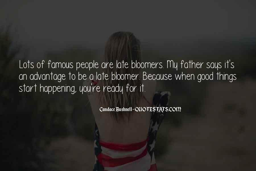 Quotes About Bloomer #1461768